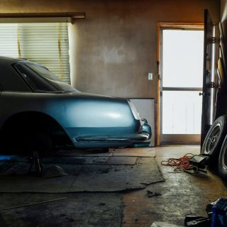 Apartment Find: This Ferrari 250 GT PF Coupe Was Hidden In Hollywood For Decades