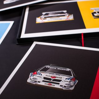 One For The Rally Fans: The Group B 30th Anniversary Art Box Set