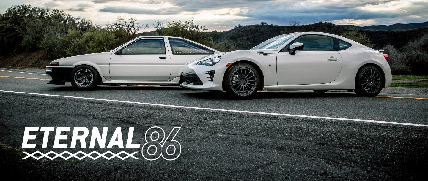 The Love For Toyota's 86 Is Eternal