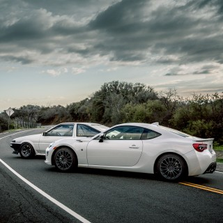 GALLERY: Behind The Scenes On Our Toyota 86 Film Shoot