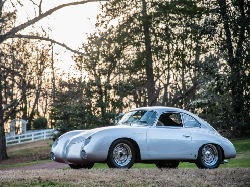Dean Jeffries 1956 Porsche 356A GS Carrera Coupe