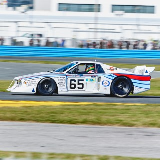 What It's Like To Drive A Lancia Beta Montecarlo At Daytona