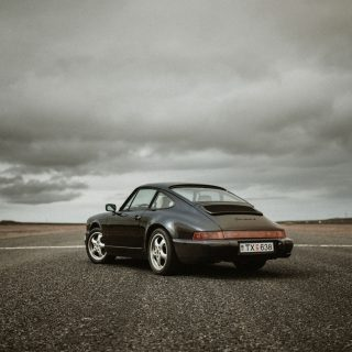 GALLERY: Behind The Scenes On Our Icelandic Porsche 964 Film Shoot