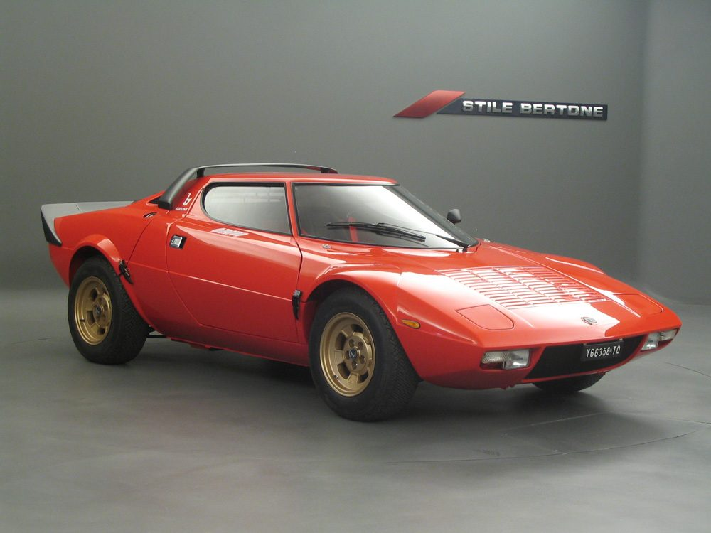 A Slice Of The Lancia Stratos Petrolicious