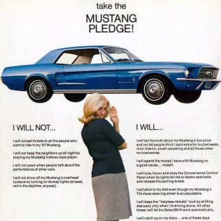 What's So Great About The Ford Mustang