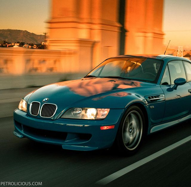 Bmw For Sale Los Angeles: Saam And The BMW M Coupe • Petrolicious
