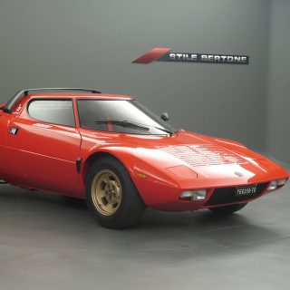 A Slice of the Lancia Stratos