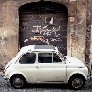 The Fiat 500: Cute, Little Badass