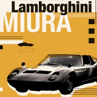 Your Lamborghini Miura Wallpaper Has Arrived