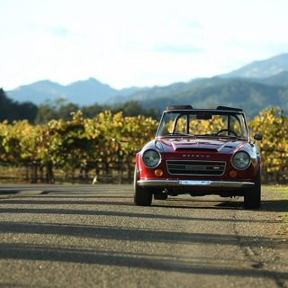 Sneak Peek: Napa Valley Roadsters