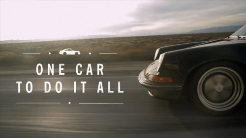 One Car to Do It All: Jack Olsen's 911