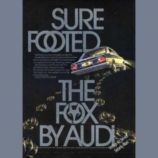 The Fox by Audi
