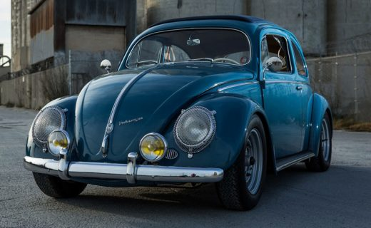 Air-Cooled Cocktail: A VW Beetle With A Few Porsche Party Pieces • Petrolicious