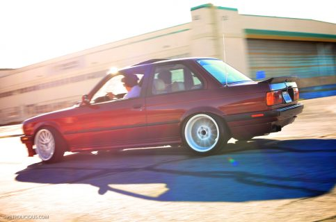 An 80s Icon The BMW E30