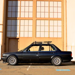 An '80s Icon: The BMW E30