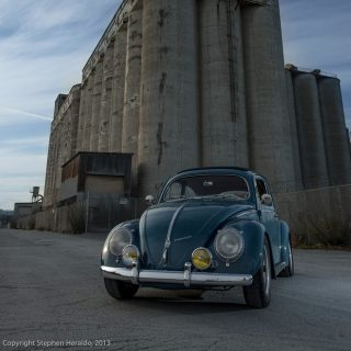 Air-Cooled Cocktail: A VW Beetle With A Few Porsche Party Pieces