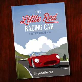Help Kickstart The Little Red Racing Car Project