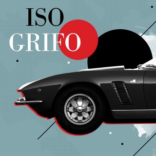 Iso Grifo Wallpaper