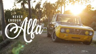 This 1972 Alfa Romeo Berlina Is Never Enough