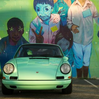 Would You Paint Your 911 Mint Green?