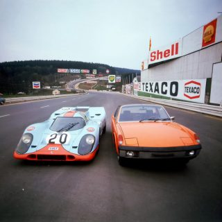 The Porsche 917 Is Race Car King