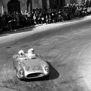 Retrace the Steps of Three Racing Legends