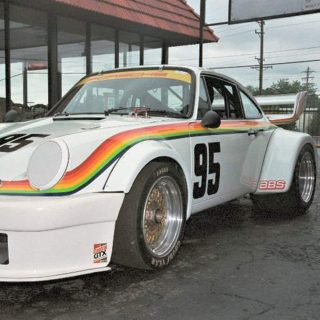 The Porsche 934.5 Wings Into Our Hearts