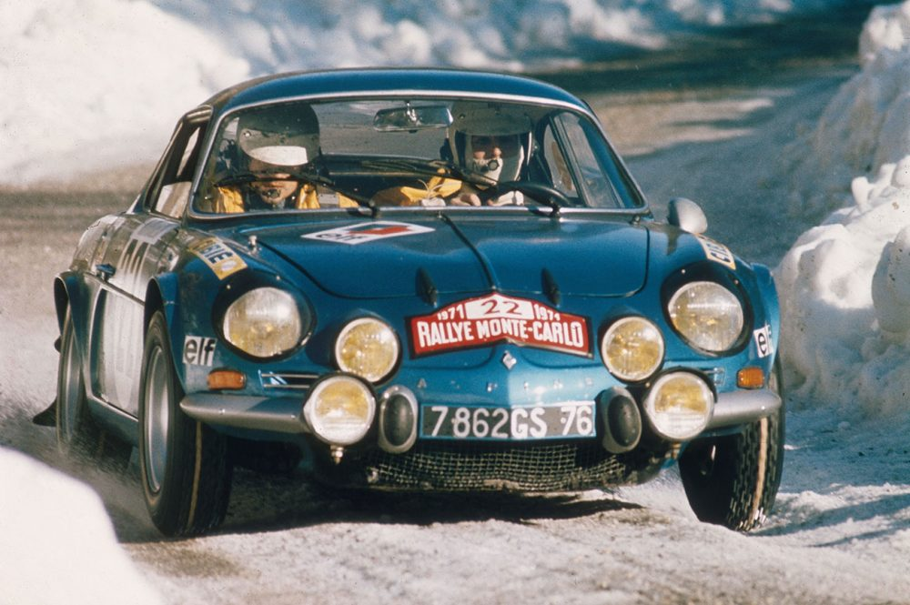 How Alpine Created Sports Car Royalty from Humble Renaults ...