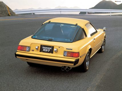 The RX-7's Rotary Buzz Still Echoes • Petrolicious