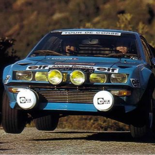 How Alpine Created Sports Car Royalty from Humble Renaults