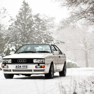 The Ur-quattro Was Audi's Engineering Dream