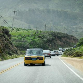 Travel the Targa California