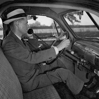 Car Phone Driven from Curiosity to Commodity to Collectible