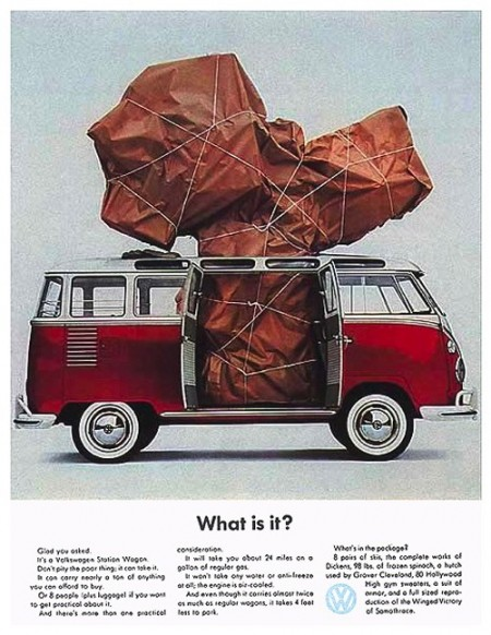 Before It Was the Bus, VW's Type 2 Worked for a Living ...