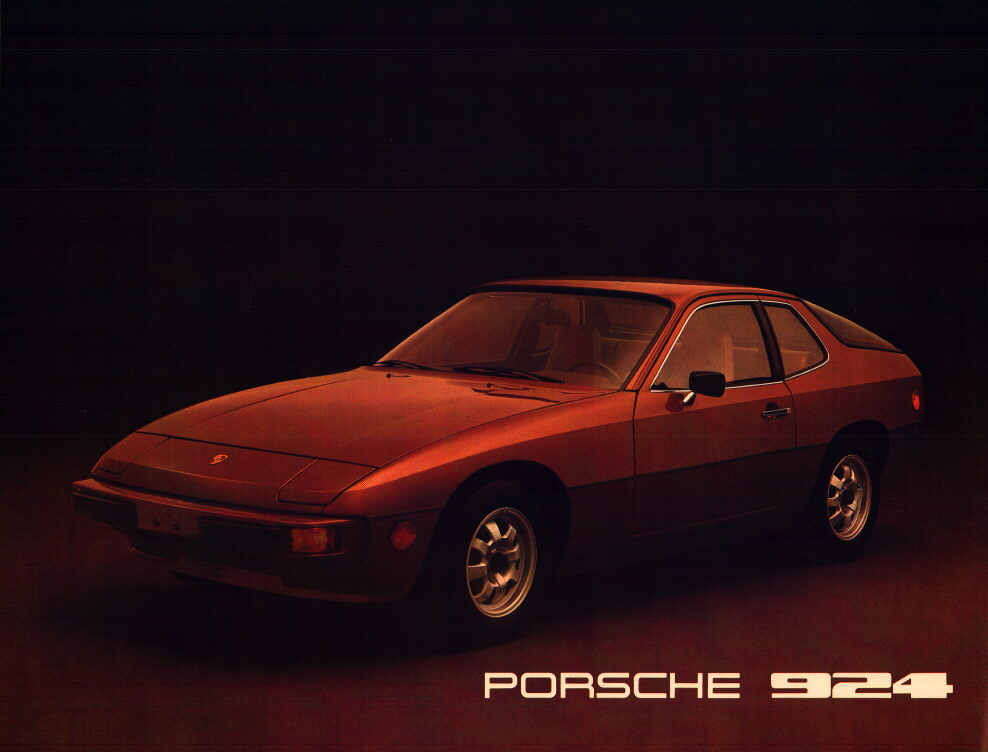 porsche s 924 watered down the recipe petrolicious. Black Bedroom Furniture Sets. Home Design Ideas