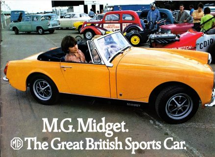 I Ruined My Friend's Life with an MG Midget • Petrolicious