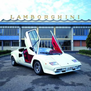 Celebrate 50 Years of Lamborghini