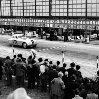 Race Through Time & Against the Clock on the Mille Miglia