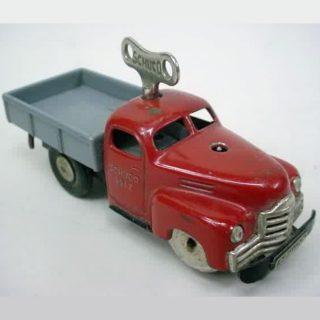 Vintage Schüco Toy Cars Conjure Childhood Memories