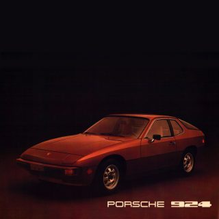 Porsche's 924 Watered Down The Recipe
