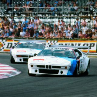 M1 Was BMW's Game Changer