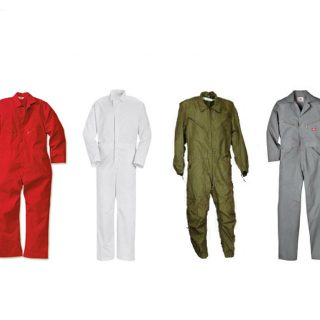 Save The Grease for Your Garage Floor–Wear a Pair of Coveralls