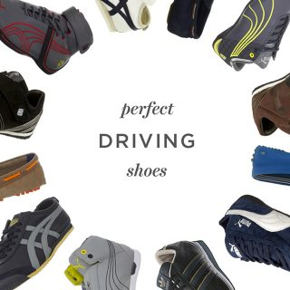 Driving Shoes for Pitch-Perfect Blips