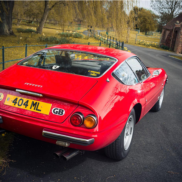 Want, Buy and Drive the Ferrari 365 GTB/4 Daytona