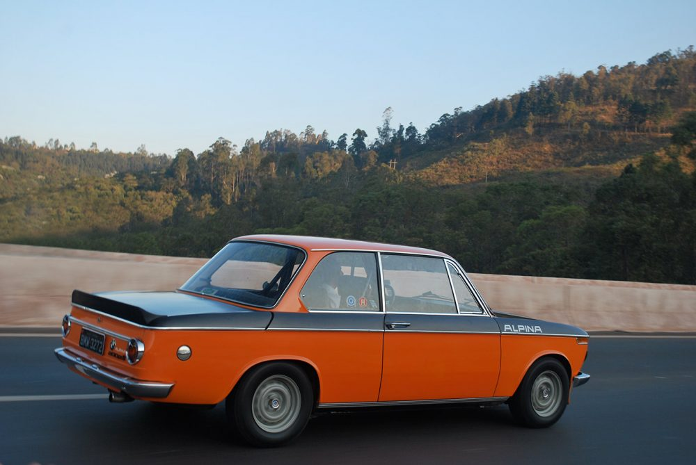 Brazilian Collector Shares the Story of His Beautiful Alpina ...