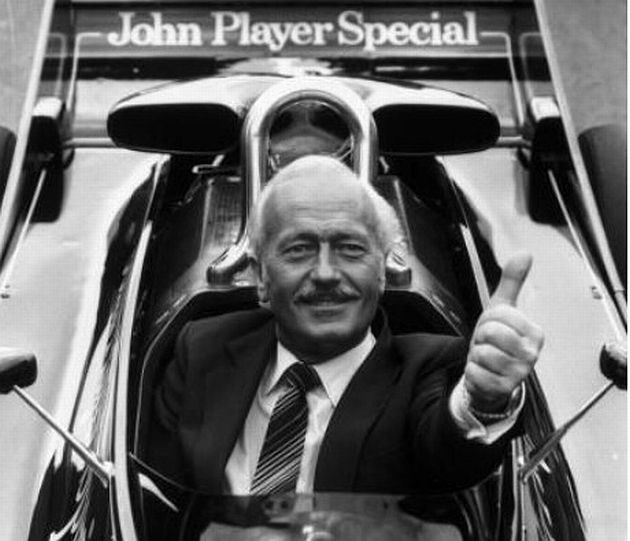 Colin Chapman S Genius Was Forged In Chaos Amp Controversy
