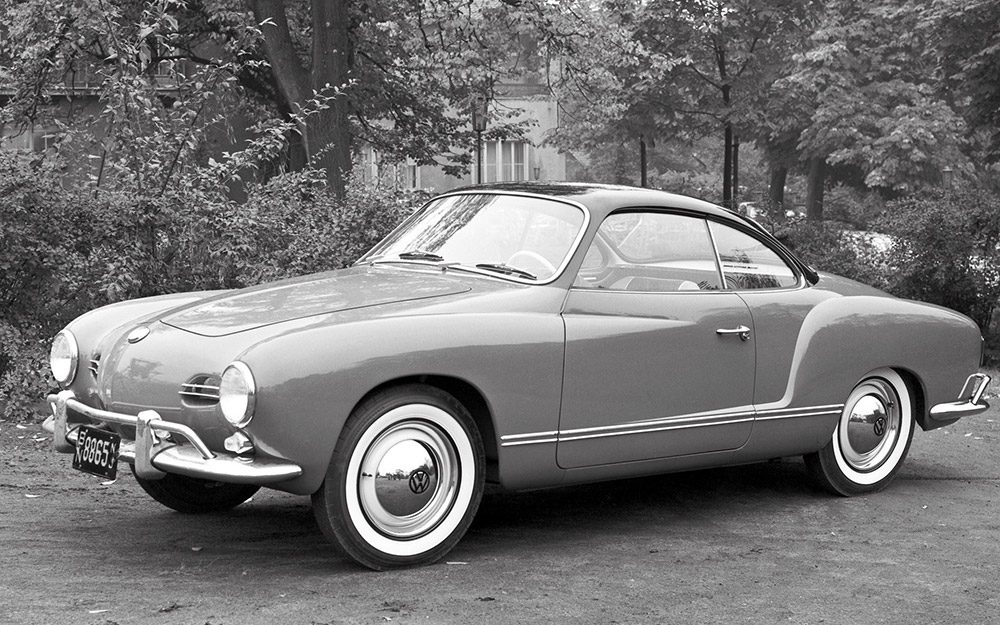 A Good Karmann Ghia Makes A Solid If Unlikely Investment ...