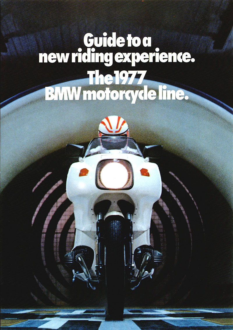 Vintage Beemer Twin Brochures Make Us Want To Ride Petrolicious Bmw Bikes