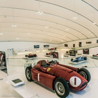 Museo Casa Enzo Ferrari Celebrates All Modenese Motor Culture