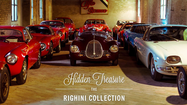 The Righini Collection Is a Hidden Treasure
